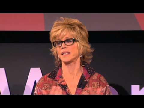 TEDxWomen --  Jane Fonda