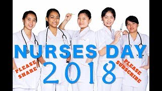 Nurses day 2018 Theme - Health is a Human right (Please Share Please Subscribe)