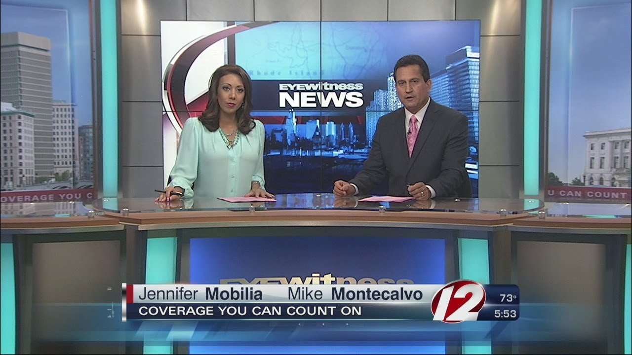 Eyewitness News At 5 30 August 22 Jennifer Mobilia And
