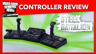 Steel Battalion Controller for the Xbox Review - Gamester81
