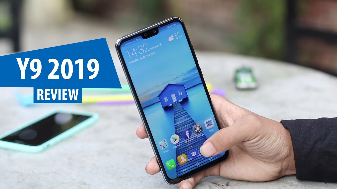 Huawei Y9 2019 Real Review: Bigger than the Note 9 - TechLekh