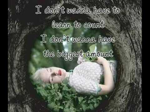 I Don't Wanna Grow Up - Scarlett Johansson