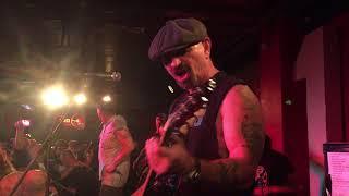 Cockney Rejects Headbanger 100 Club London