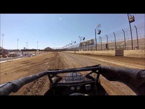 360 Sprint Car at Perris Auto Speedway