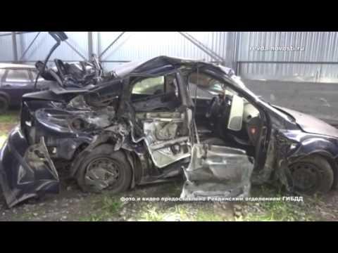 В Ревде пассажирки пьяного лихача пострадали в ДТП