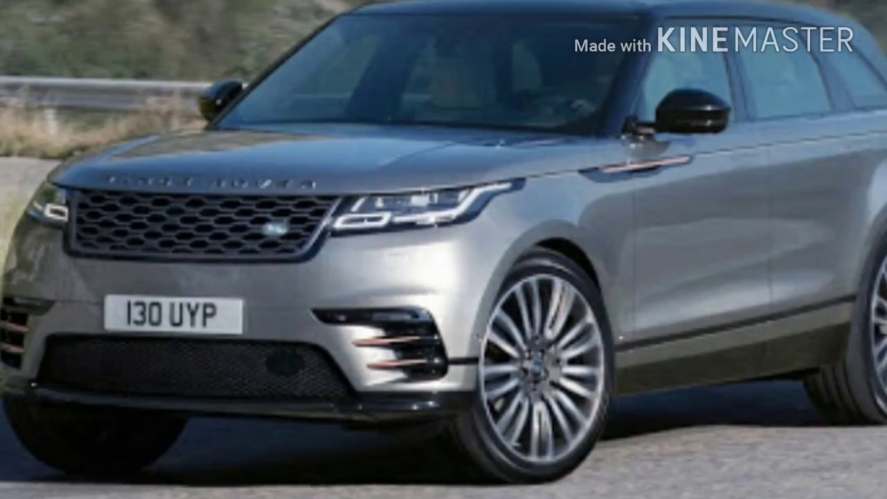Range Rover Velar Vs Sport Vs Evoque 2018 Car Guru