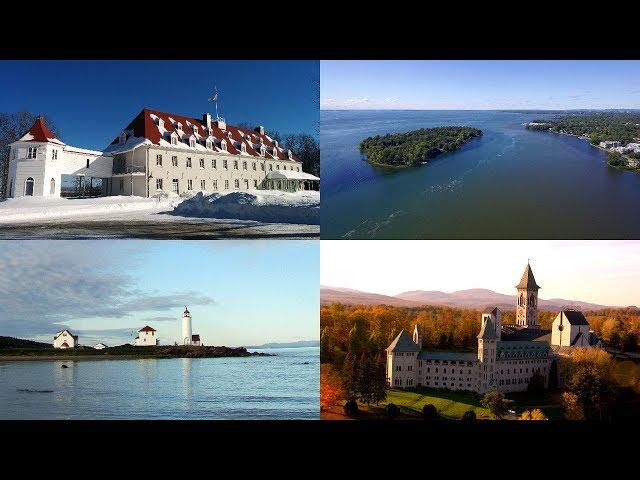 Top 10 - Plus petites municipalités du Québec par population