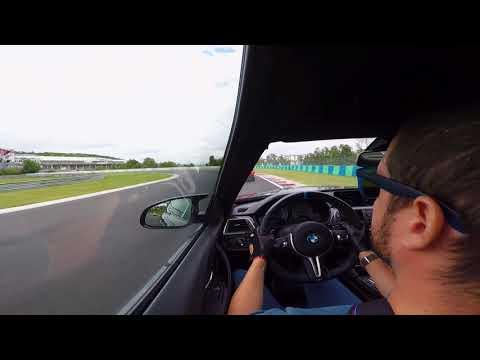 BMW M4 on Hungaroring