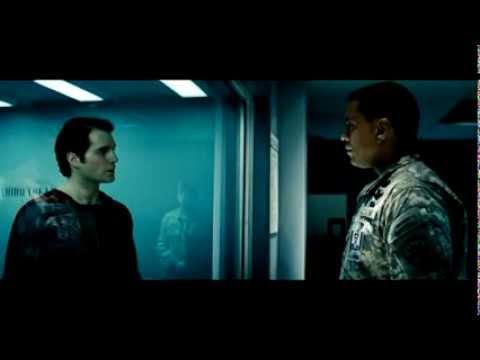 Man Of Steel Interrogation Scene