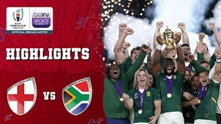 England 12-32 South Africa | Rugby World Cup 2019 Match Highlights