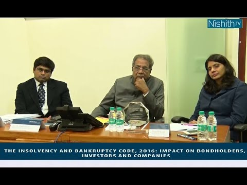 The Insolvency And Bankruptcy Code, 2016: Impact On Bondholders, Investors And Companies