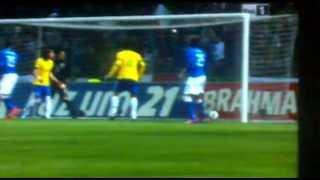 Brasile Italia 2 1 De Rossi