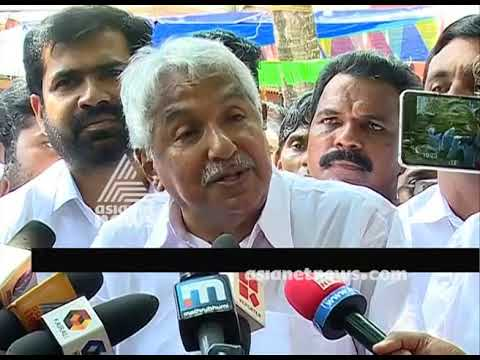 Oommen Chandy's responses on Solar scam case