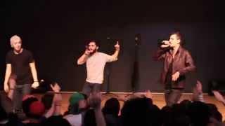 Repeat youtube video Allame - Hayalin Yeri Yok (Kargaşa vol 15 Canlı Performans)