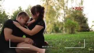 Андрій & Руслана - за кадром...