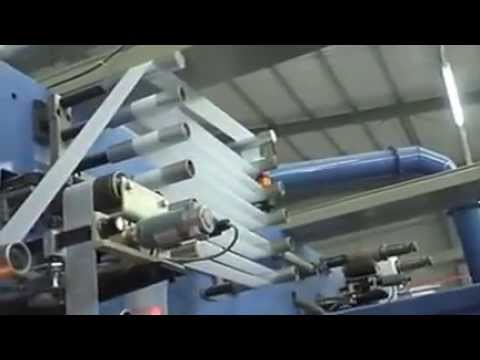 Diaper making machine--Shanghai Jiuxu Industrial Co.,Ltd