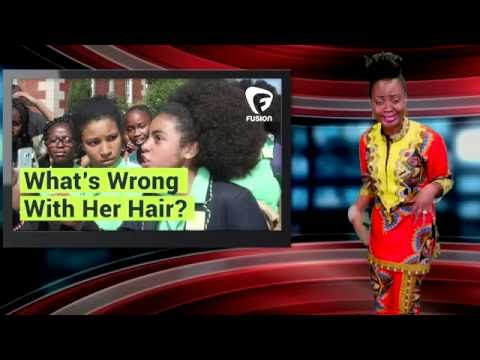 Anger In South Africa As Racist School Orders Black Girls To Relax Their Natural Hair