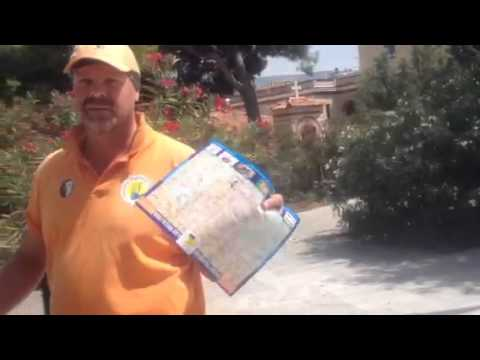 Richard and Anthea go to Greece- Athens tourist attractions