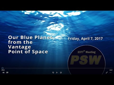 PSW 2377 Our Blue Planet | Eric Lindstrom