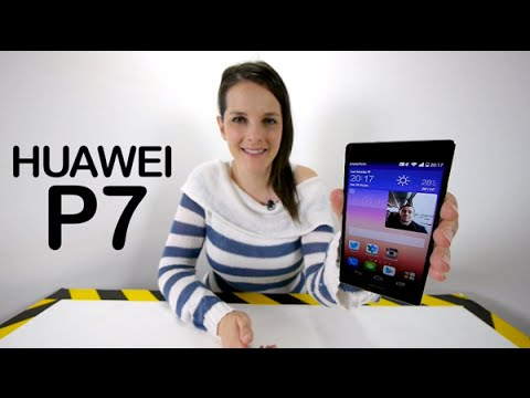 Huawei Ascend P7 review Videorama