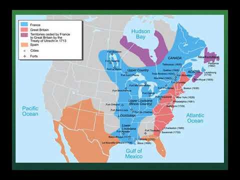 British North America 1