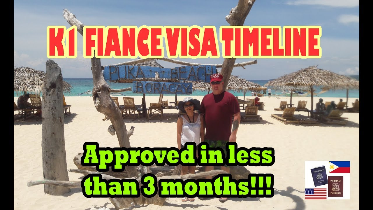 K1 Visa: Our Timeline, Visa Approved in Less Than 3 Months!
