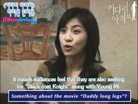 "[Eng sub by JiWonderland] Ha Ji Won - ""Daddy Long Legs"" Interview (2005)"