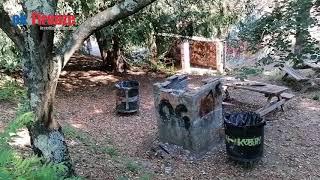 FIRENZE - Giardini di Carraia modello di degrado?
