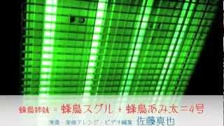 蜂鳥姉妹 - 大砲ソング Kanonen Song music video