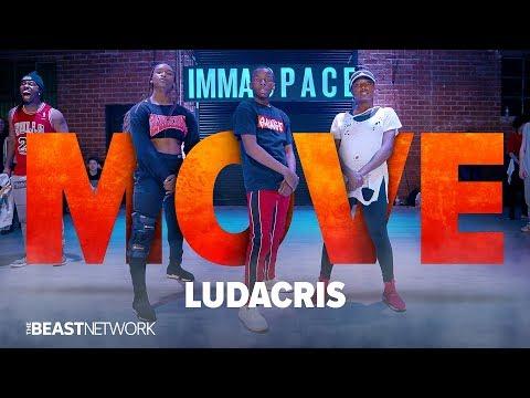 MOVE  Ludacris  @willdabeast Choreography  @immaspace 2018