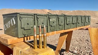 50CAL VS AMMO CAN