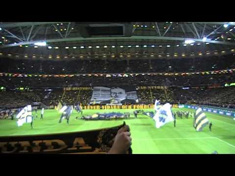 Å vi é AIK!! Live @Friends Arena, Solna - Stockholm Sweden 7 april 2013