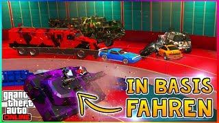 SO KANNST DU IN DEINER BASIS AUTO FAHREN! | GTA 5 Online Glitches