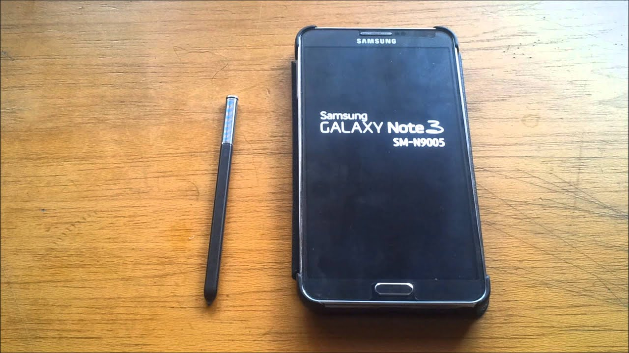 samsung galaxy note 3 boot up youtube. Black Bedroom Furniture Sets. Home Design Ideas