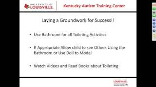 Toilet Training and Autism