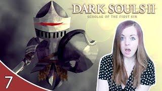 FLEXILE SENTRY & THE PURSUER | Dark Souls 2 Gameplay Walkthrough Part 7