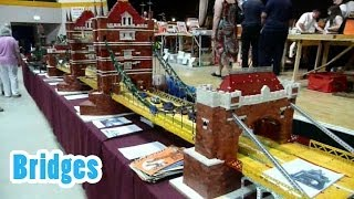 Skegex Meccano Show 2010 - Bridges