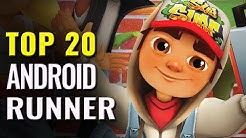 Top 20 Best Endless Runners  Android Games