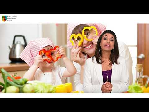 Is Your Child Getting Enough Vitamins & Minerals? | Helen Doron | Raising Healthy Children