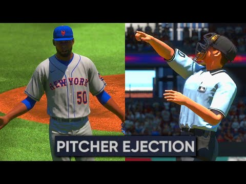 What Happens If Every Player Gets Ejected in MLB The Show 21?