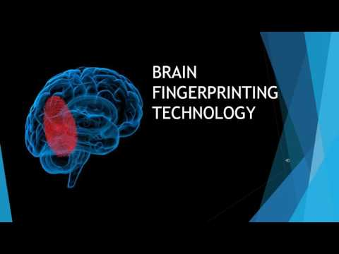 brain fingerprinting technology Farwell brain fingerprinting technology is a new scientific technology to detect whether specific information is stored in a person's brain this technology can.