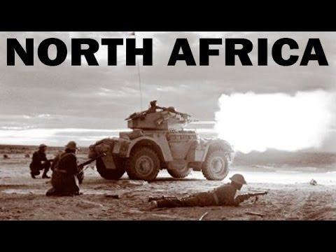 LIVESTREAM TANK WARFARE TUNISIA GREAT BRITAIN ON THE OFFENSIVE!