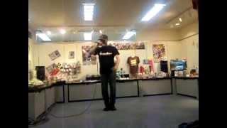 撮影機器:Softbank 935SH(SHARP/2009年製) 薩摩剣士隼人の声優さん・...