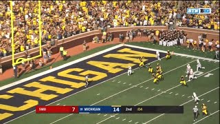 2018: Michigan 45 SMU 20