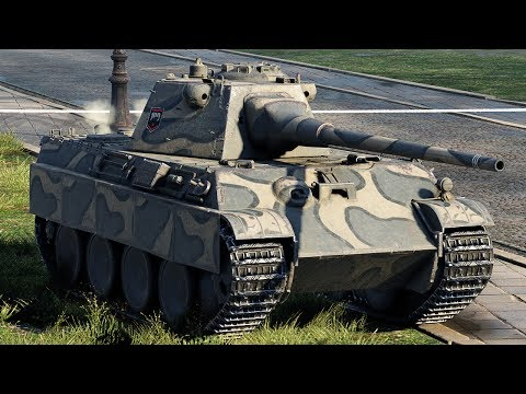 Review of Panther mit 8,8 L/71 World of tanks 9.5 from YouTube · Duration:  19 minutes 51 seconds