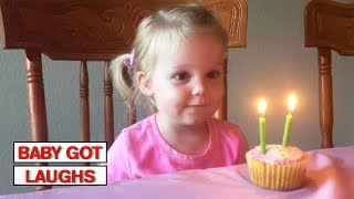 Baby Birthday is RUINED! | Blowing Out the Candles Compilation