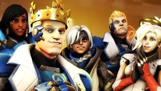 [Overwatch] How To Be King