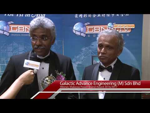 Power Brands Award Interview - Galactic Advance Engineering