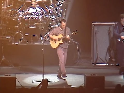 Dave Matthews Band - 4/10/02 - First Union Center, Philadelphia, PA - [New in 2014]