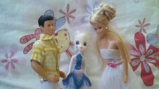 Свадьба барби и кена  3 серия